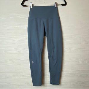 P' Tula blue leggings size small